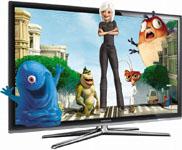 3D televize SAMSUNG